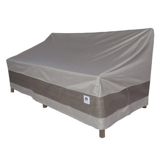 Link to Duck Covers Elegant Patio Sofa Cover Similar Items in Patio Furniture