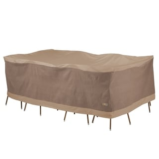 Link to Duck Covers Elegant Rectangle Patio Table with Chairs Cover Similar Items in Track Lighting