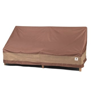 Link to Duck Covers Ultimate Patio Loveseat Cover Similar Items in Patio Furniture