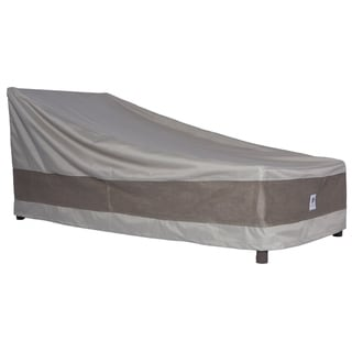 Link to Duck Covers Elegant Patio Chaise Lounge Cover Similar Items in Patio Furniture