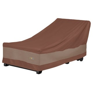 Duck Covers Ultimate Patio Chaise Lounge Cover