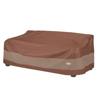 Link to Duck Covers Ultimate Patio Sofa Cover Similar Items in Patio Furniture