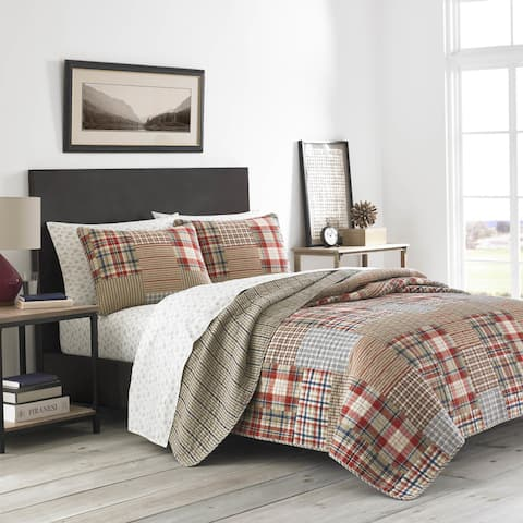 Eddie Bauer Hawthorne Cotton Quilt Set