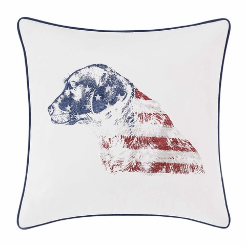 Eddie Bauer Flagrador Throw Pillow