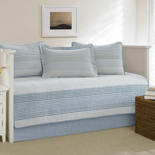 Nautica Banded Stripe 5-piece Daybed Set