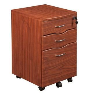 Urban Designs Officed Rolling Storage And File Cabinet