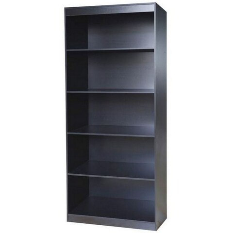 Urban Designs Home 5-Shelf Bookcase