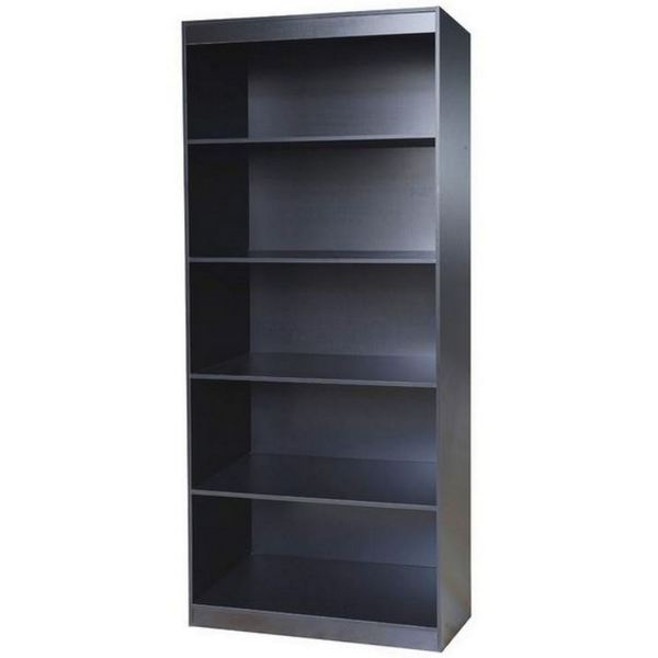 Shop Urban Designs Home 5 Shelf Bookcase Free Shipping