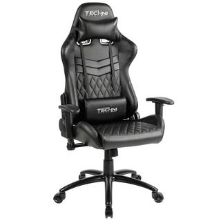 Urban Designs Ergonomic Video Gaming Chair - Black