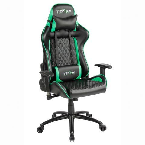 Urban Designs Ergonomic Video Gaming Chair