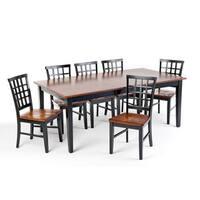 Copper Grove Impatiens 42 x 60 to 78-inch Dinette Table