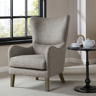 Link to Strick & Bolton Mitoraj Swoop Wing Chair Similar Items in Arm Chairs