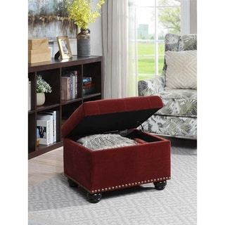Astonishing Buy Storage Ottoman Online At Overstock Our Best Living Ncnpc Chair Design For Home Ncnpcorg