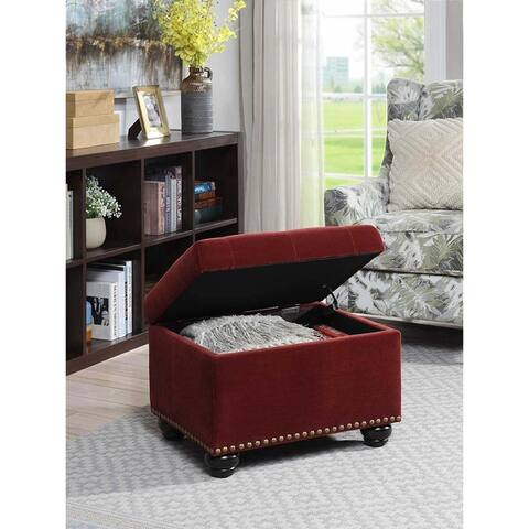 Buy Red Ottomans Amp Storage Ottomans Online At Overstock