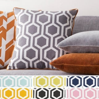 Porch & Den Sakonnet Decorative 18-inch Mall Pillow Cover