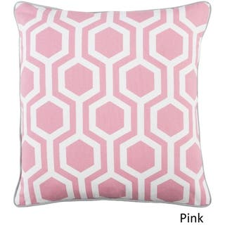 Clay Alder Home Sakonnet Decorative 18 Inch Mall Pillow Cover