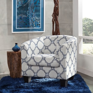 Link to Copper Grove Longwoods Plush Tub Chair Similar Items in Living Room Chairs