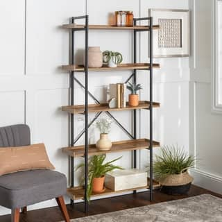 Buy Bookshelves & Bookcases Online at Overstock.com | Our Best ... on old world kitchen backsplash ideas, old world home decor ideas, old world kitchen design ideas,