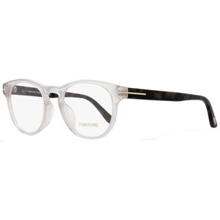 Tom Ford TF5426F 020 Mens Transparent/Gray Havana 49 mm Eyeglasses - transparent/gray havana