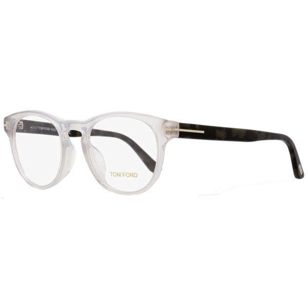 98ed5c6cfacd Shop Tom Ford TF5426F 020 Mens Transparent Gray Havana 49 mm Eyeglasses -  transparent gray havana - Free Shipping Today - Overstock - 20617442