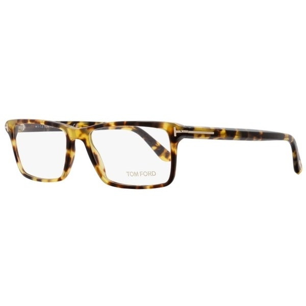 09cee17d1c7a Shop Tom Ford TF5408 056 Mens Tortoise 56 mm Eyeglasses - Free ...