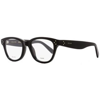 Celine CL41409 807 Unisex Black 49 mm Eyeglasses