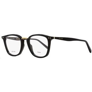 Celine CL41419 807 Womens Black/Gold 47 mm Eyeglasses