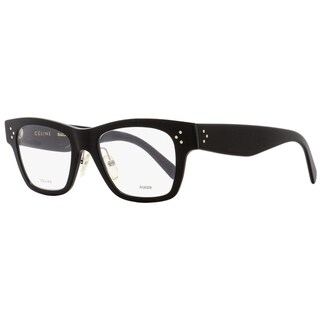 Celine CL41428 06Z Unisex Black 49 mm Eyeglasses