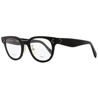 Celine CL41459 807 Unisex Black 47 mm Eyeglasses