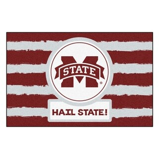 "Mississippi State Southern Style Starter Mat 19""x30"""