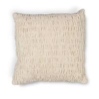 """Ivory Velvet 18"""" x 18"""" or 20"""" x 20"""" Pillow"""