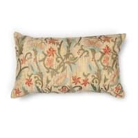 """Spring Garden 12"""" x 20"""" Pillow"""