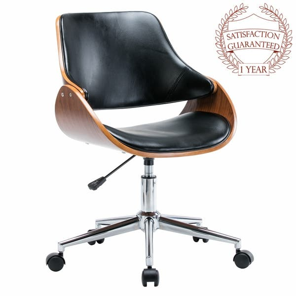 Stupendous Shop Porthos Home Adjustable Height Mid Century Modern Unemploymentrelief Wooden Chair Designs For Living Room Unemploymentrelieforg