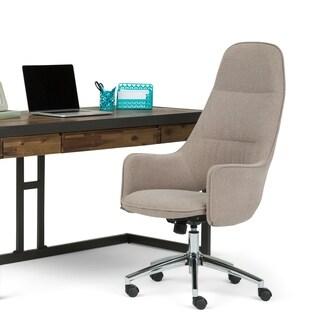 WYNDENHALL Specter Modern Large Swivel Office Chair