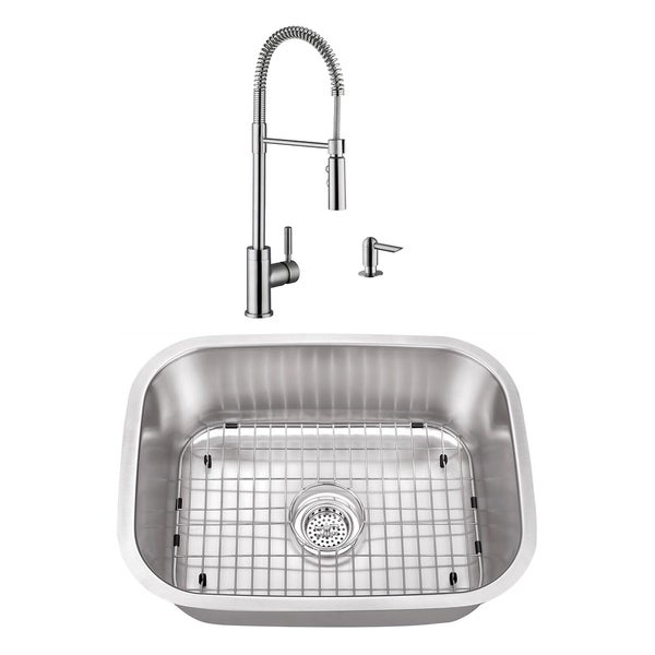 Small Stainless Steel Utility Sink U0026amp; Industrial Faucet
