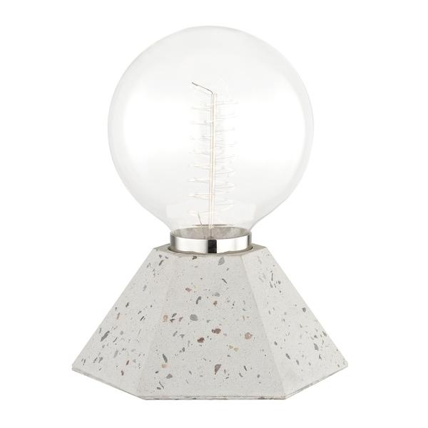 Mitzi by Hudson Valley Lynn 1-light Terrazzo Table Lamp