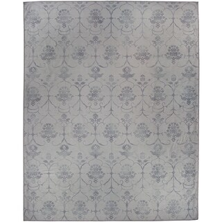 Ruggable Washable Indoor/Outdoor Stain Resistant Area Rug Leyla Grey