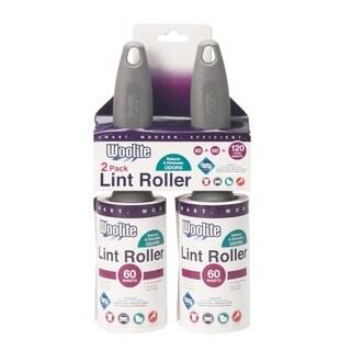Sanitized Pro Grade 60 Sheet Super Jumbo Lint Roller 2 Pack