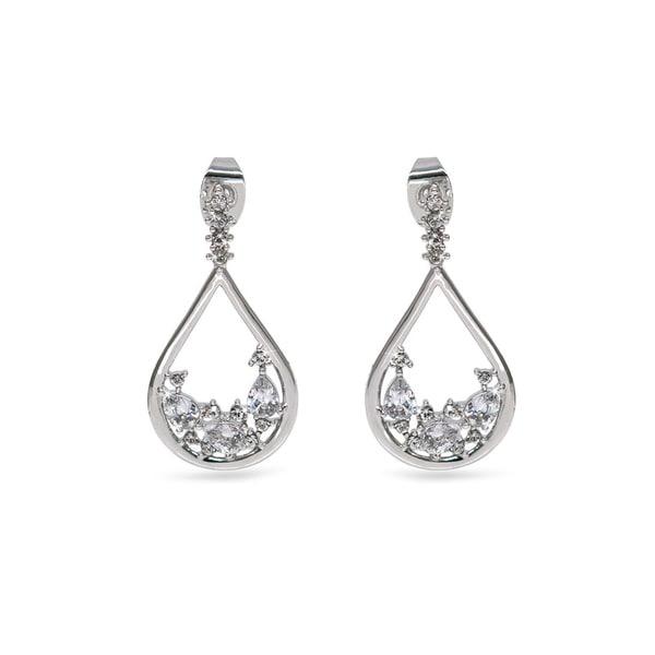 352c899d5 Eternally Haute Teardrop Dangle Earrings with Swarovski Element Crystals