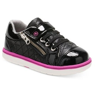 Stride Rite Girls Srtech Olivia (Toddler) Sneaker Black