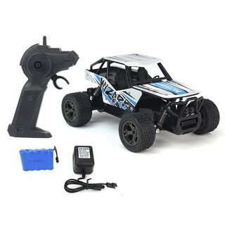 King Cheetah Turbo Toy Rally Buggy RC Car 2.4 GHz 1-18 Scale
