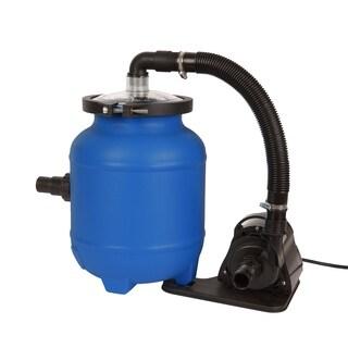 """Flowxtreme Plus C/T 10"""" AG System W/ 1/10 HP Pump"""