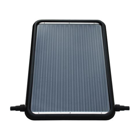 21-in Solar Flat-Panel Heater for Swimming Pools