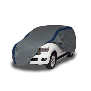 Duck Covers Weather Defender SUV Cover - 229l x 68w x 68h