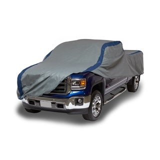 Duck Covers Weather Defender Pickup Truck Cover - 197l x 60w x 48h