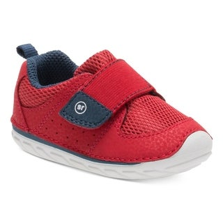 Stride Rite Soft Motion Ripley Sneaker Red Navy (Infant)