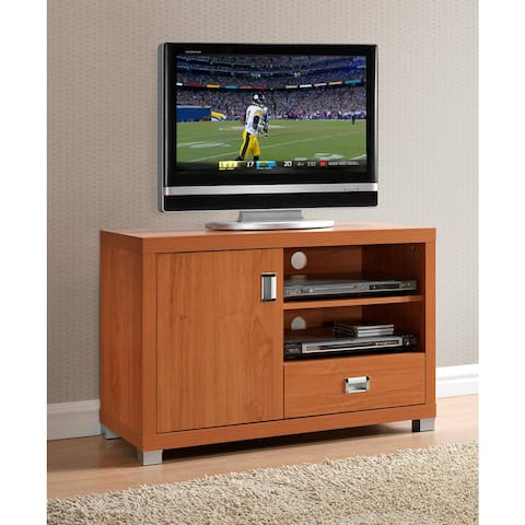 Urban Designs TV Stand For TVs Up to 38 Inches with Storage