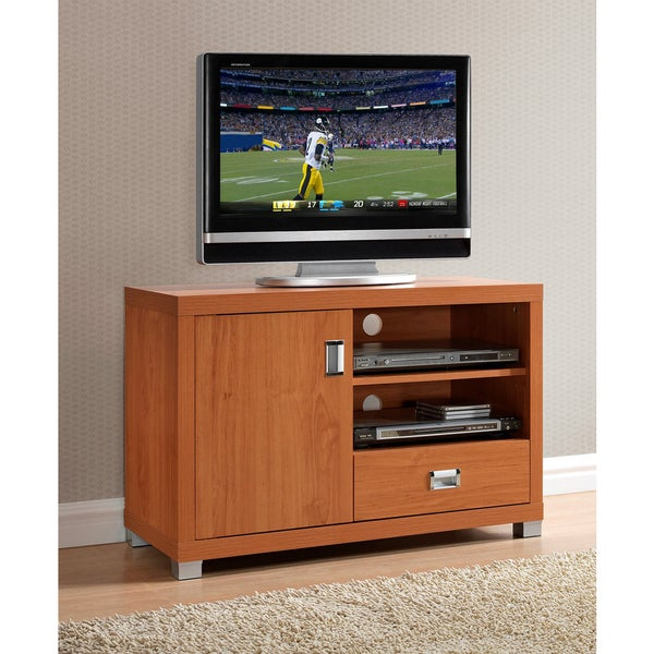 Shop Urban Designs Tv Stand For Tvs Up To 38 Inches With Storage