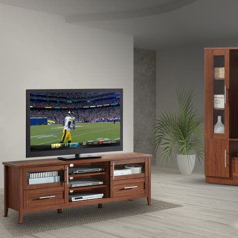 Modern TV Stand with Storage For TVs Up to 75