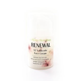 Renewal Glycolic 12% Face Cream